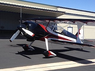 2007 Pitts Model 12