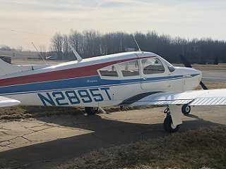 1972 Piper PA-28R-200 Arrow II