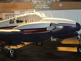 1955 Beechcraft C-50 Twin Bonanza