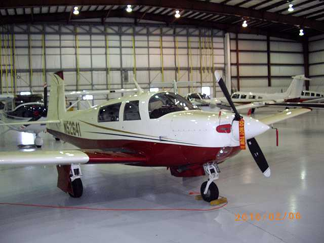 1988 Mooney M20j 201 For Sale