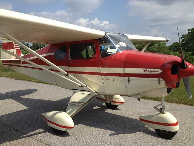 1957 Piper Pa 22 150 Tri Pacer For Sale