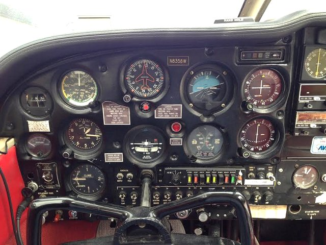 1965 Piper Cherokee 180c For Sale