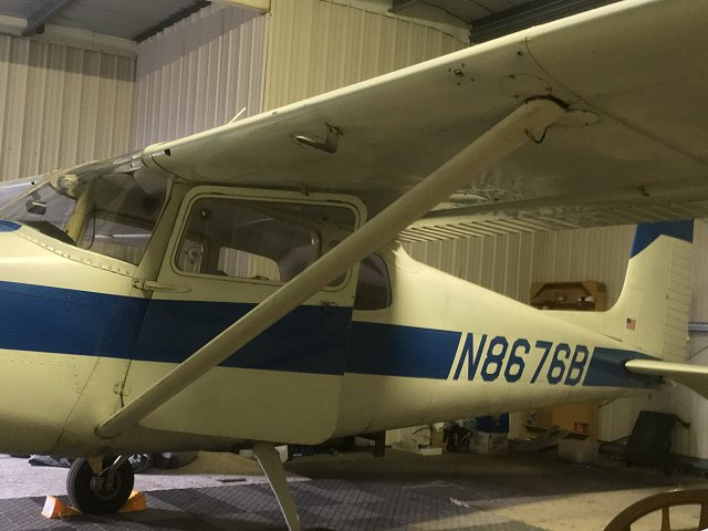1957 Cessna 172 For Sale