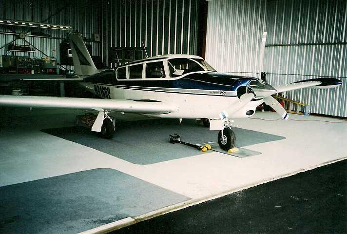 1966 Piper Comanche 260b For Sale