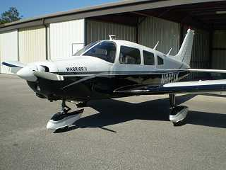 1976 Piper Warrior 160 HP Conversion