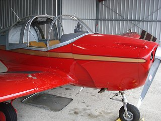 1970 Mooney M-10 Cadet (Ercoupe)